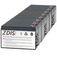Batterie für Masterguard A3000, alte Version, Gehäuse hellgrau
