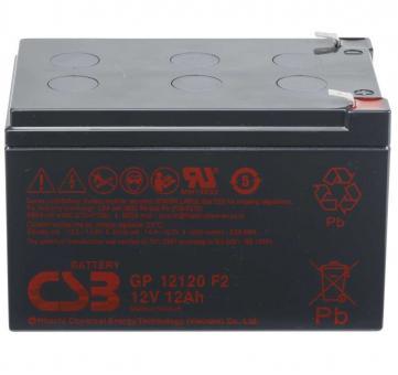 GP12120F2 / GP 12120 F2 : CSB Battery, VdS