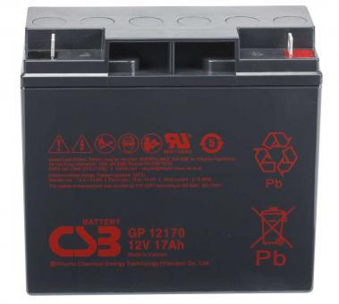 GP12170 / GP 12170 : CSB Battery