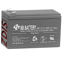 B.B. Battery, HR6-12
