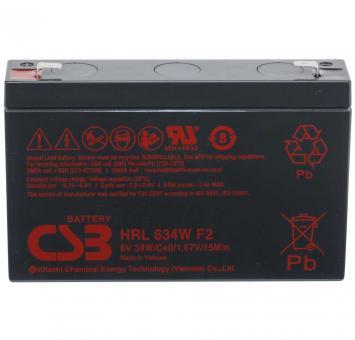 Ersatzbatterie für HP R1500 G2 : 416830-002 / AF418A