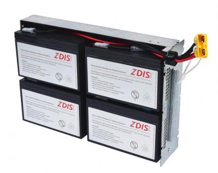 APC Smart UPS UPS Ersatzakku, baugleich RBC24 Akku - 2 Jahre Garantie