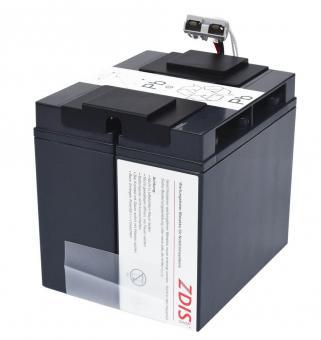 APC Smart UPS Ersatzakku, baugleich RBC7 Akku - 2 Jahre Garantie