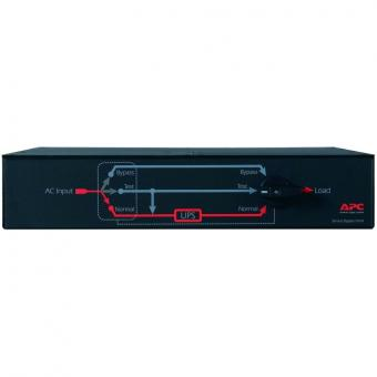 externer Bypass, Rackmount, für APC Smart-UPS, SBP5000RMI2U