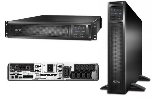 APC SMX3000RMHV2UNC - Incl. AP9631 - OEM-Version