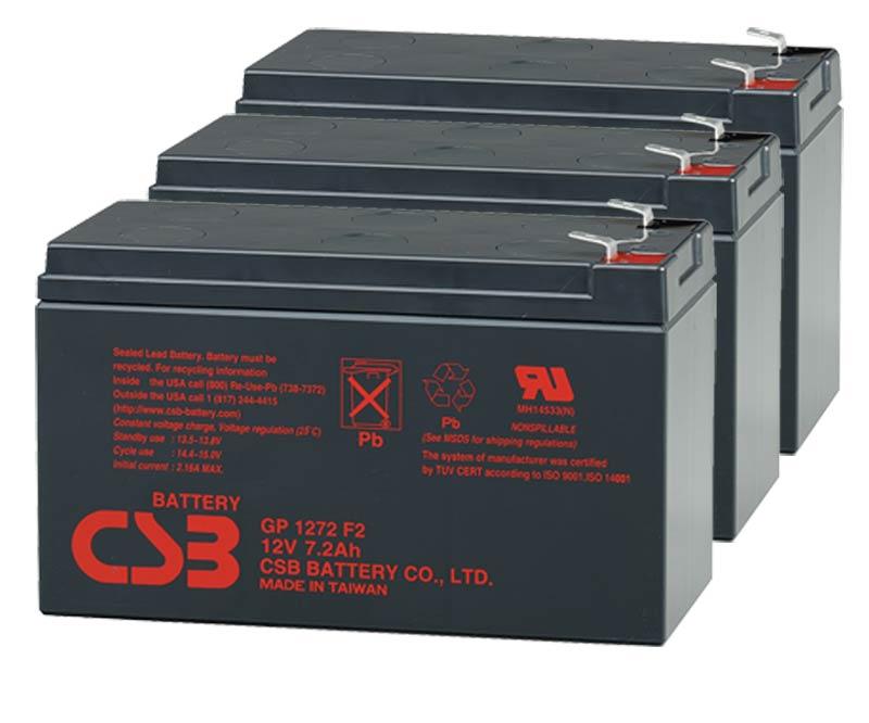 XANTO RS 1000, ONLINE USV Systeme, Ersatzbatterie | ZDIS