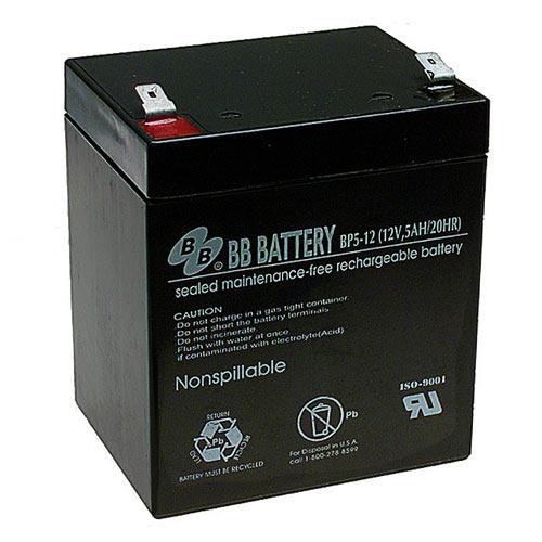 B B Battery Bp5 12 T2 Zdis